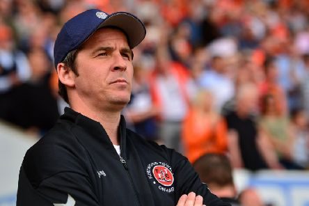 Joey Barton would rather be a supporter of Fleetwood Town than Blackpool