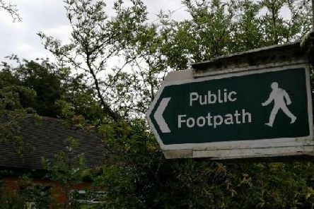 Which way now for the committee which explores rights of way issues in Lancashire?