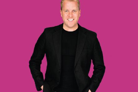 Tony Stockwell is live in Lincoln next month
