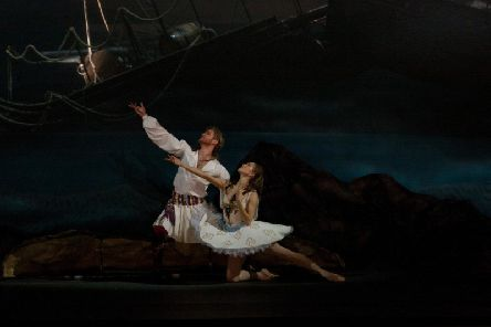 Bolshoi Live is back in Gainsborough this month with La Corsaire from Moscow.