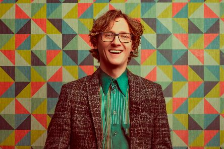 Ed Byrne is live in Lincoln next year.