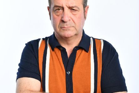 Mark Thomas comes to Lincoln Drill Hall in February. Photo: Steve Ullathorne