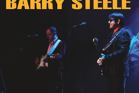 Barry Steele stars in The Roy Orbison Story West End Special at the Baths Hall