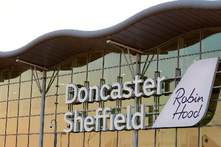 You can bag a bargain at Doncaster Sheffield Airport.