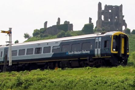 The company is working with South Western Railway on the ground-breaking trial.