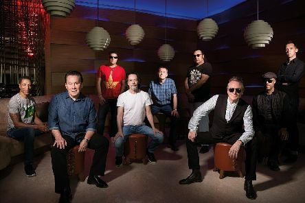 UB40 are live in Lincoln next week