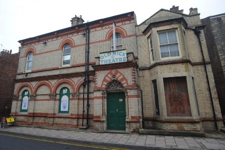 The Old Nick Theatre in Gainsborough