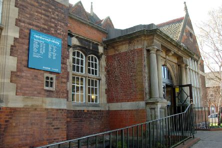 Gainsborough Library, which has contributed to the boom.