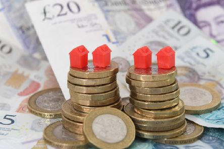 House prices rose slightly in Lincolnshire last month