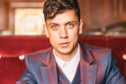 Ben Hart brings his new live show to Lincoln next year.