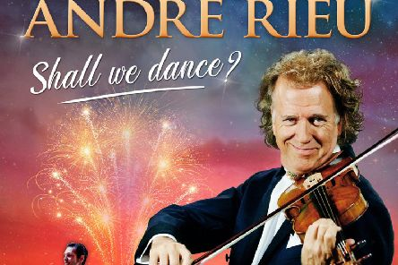 Andre Rieu's summer concert is being screened in Gainsborough this weekend.