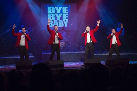 Frankie Valli & The Four Season's tribute show Bye Bye Baby is back at the New Theatre Royal Lincoln next month.