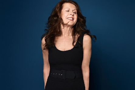 Elkie Brooks is live in Lincolnshire this autumn.