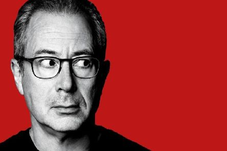 Ben Elton is live at the Baths Hall in October