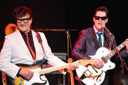 Through The Decades with Roy Orbison and Buddy Holly comes to Gainsborough this month.