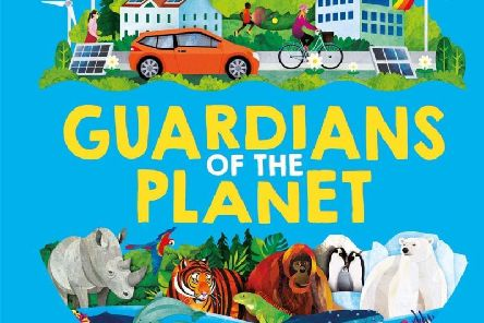 Guardians of the Planet: How to be an Eco-Heroby Clive Gifford and Jonathan Woodward