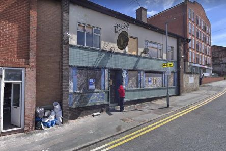 The former Balmoral pub - more recently called the Beat Street Cafe Bar - in Manchester Road.