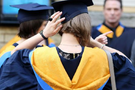 Two thirds of universities and colleges have seen an increase in the proportion of students dropping out in the last five years, official figures show (Picture: Chris Radburn/PA Wire)