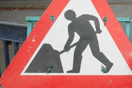 Drivers are being warned of roadworks across the North West