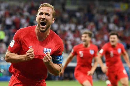 Harry Kane won it for England with an injury-time header