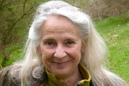 Jane Routh.