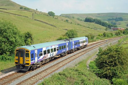 Rail is top of the Northern Powerhouse agenda
