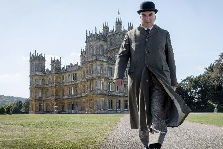 Now showing: Downton Abbey
