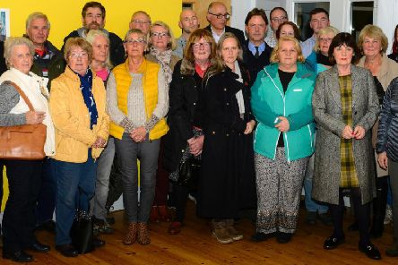 Residents against the care home plans in Calderdale