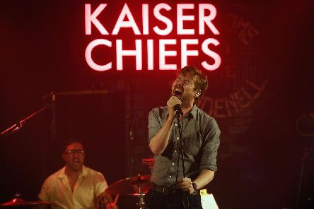 Ticket information for the Kaiser Chiefs' gig in Halifax