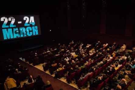 Pictures of this year's Hebden Bridge Film Festival by Dave Croft.