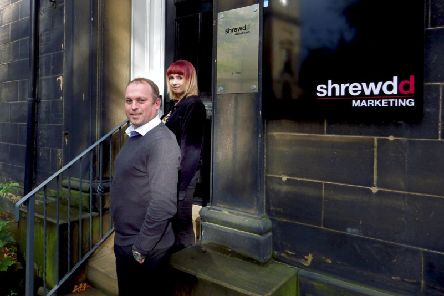 Shrewdd Marketing welcomes two new members to team