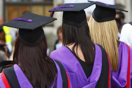 Nearly two-thirds of Calderdale students go on to higher education courses