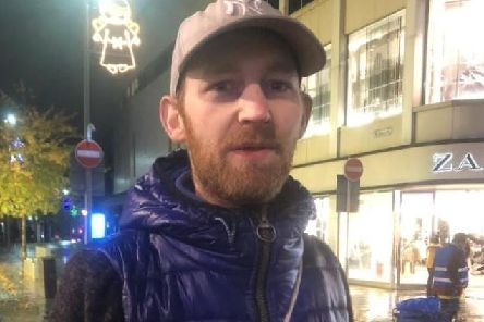 Ryan Jonesfound himself homeless in Leeds after he struggled coming to terms with the death of his mum.