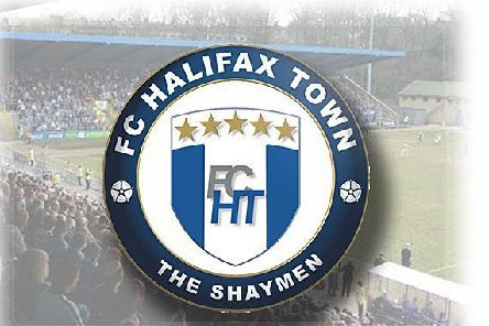 FC Halifax Town badge logo
