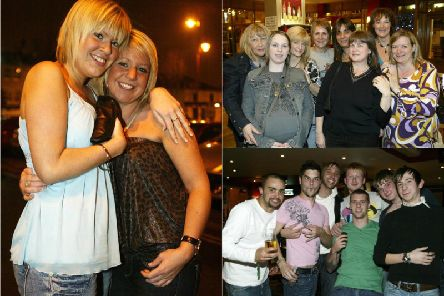 Looking back at nights out in Halifax back in 2007