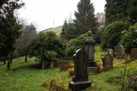 Booth Burial Ground, Booth Hill, Luddenden