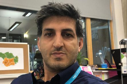 The Liberal Democrats would use an ambitious 50 billion regional growth fund to invest inCalder valley, according to candidateJaved Bashir (pictured)