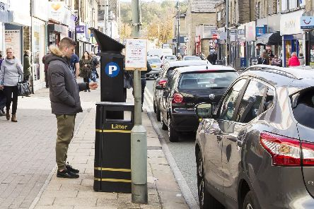 Prices for car parking are to rise in Calderdale
