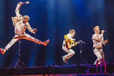 Take That will be on the big screen in Halifax for one night only