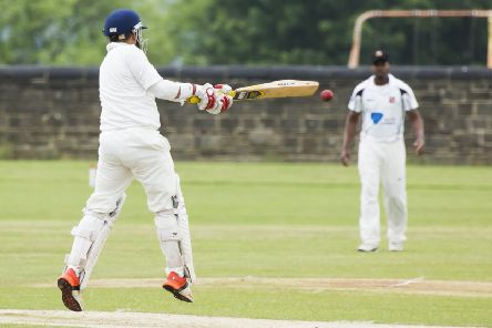 Majid Khan  was among the runs for Rastrick