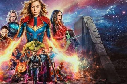 Avengers: Endgame opens nationwide at the end of the week