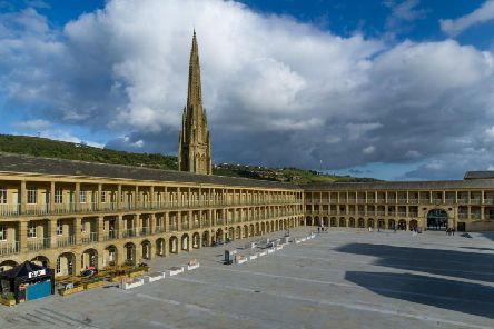Piece Hall in Halifax