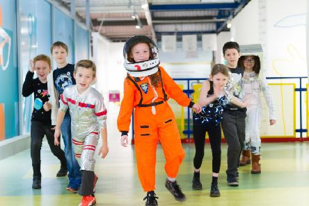 Chance to see if you could be an astronaut as Eureka celebrates 50 years since Moon Landings