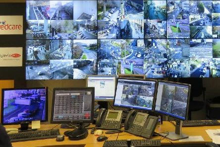 CCTV used by Calderdale Council