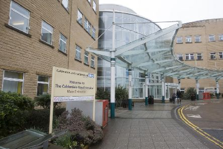 Calderdale Royal Hospital