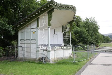 Will Todmorden bandstand be saved or will it be demolished