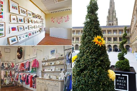 The Piece Hall welcomes more new traders