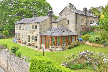 Woodcock Cottage, Spring Lane, Pannal - �895,000 with Verity Frearson, 01423 562531.