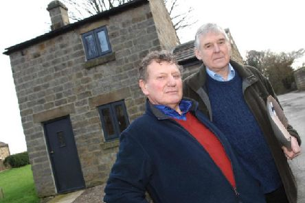 Hampsthwaite villagers' anger over 18th century cottage renovation project