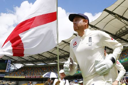Jonny Bairstow says England still have 'three chances to put things right' in Australia (Picture: Jason O'Brien/PA Wire).